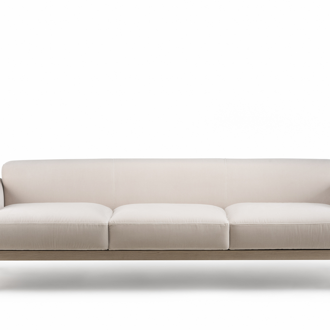 386L Armstrong 3-Seater Sofa