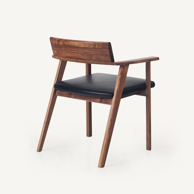 Wedge Side Chair