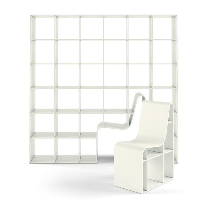 Bookcase, Bookchair