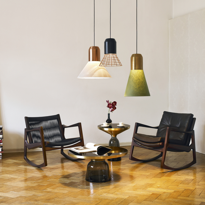 Bell Light, Bell Table Coffee Table, Bell Table Side Table, Euvira