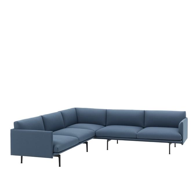 Outline Corner Sofa