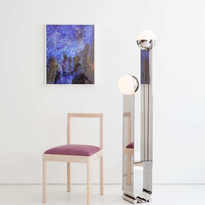Pete & Nora Floor Lamp