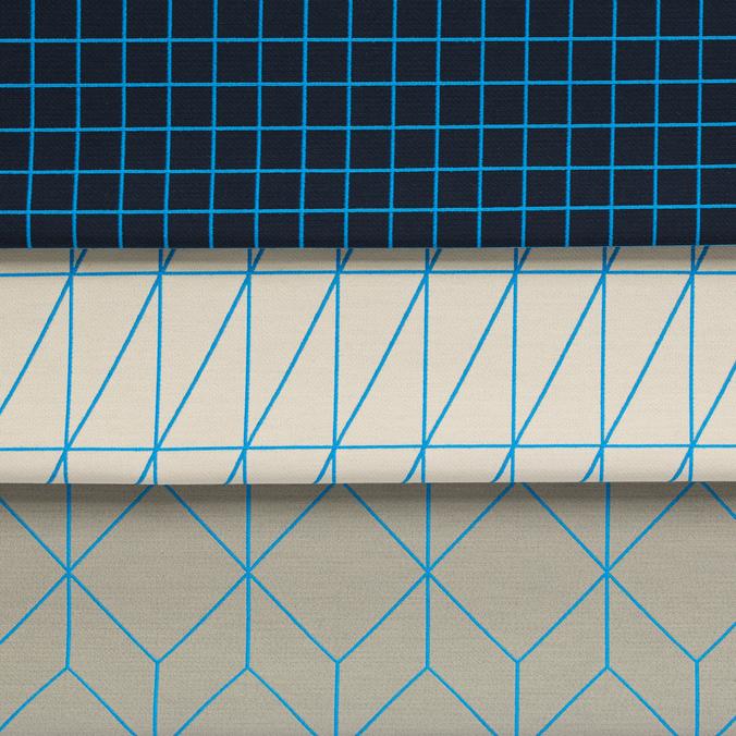 Bright Grid, Bright Angle, Bright Cube