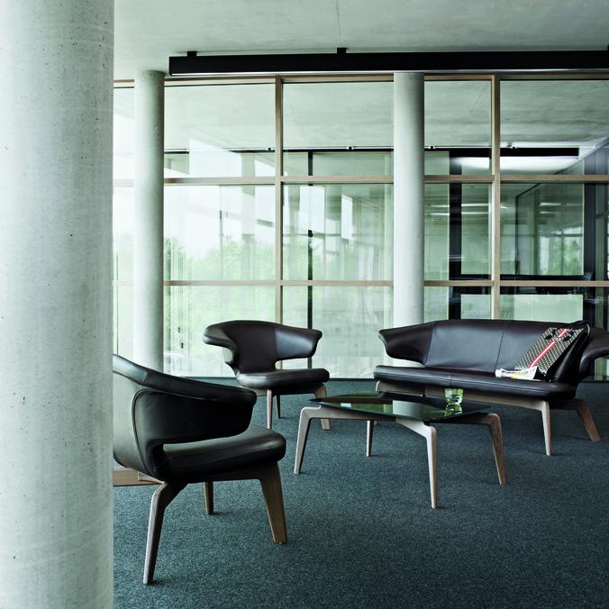 Munich Coffee Table, Munich Lounge Chair, Munich Sofa