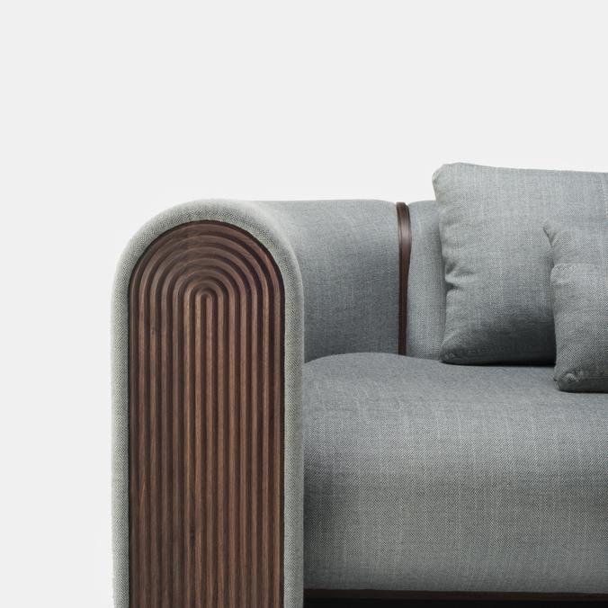 280CR Union Corner Unit Sofa